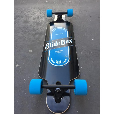 SLIDEBOX LONGBOARD FREERIDE BEER