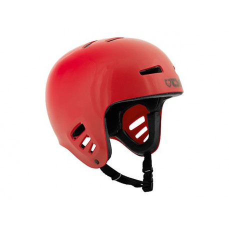 CASQUE TSG THE DAWN RED