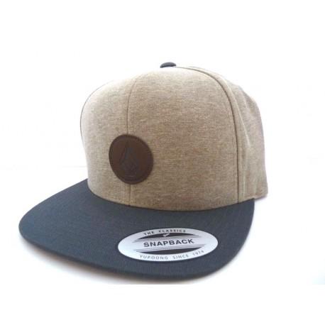 VOLCOM QUARTER FABRIC HAT FOREST CAP