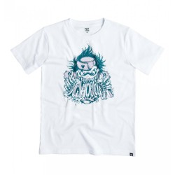 DC NUGOONS BOY BASIC TEE WHITE