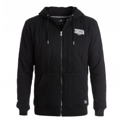 DC HALIBRENT PULL HOOD ZIP KIDS BLACK