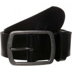 CEINTURE DICKIES EAGLE LAKE BELT BLACK