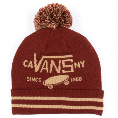 VANS FULL PATCH BEANIE RUSSET