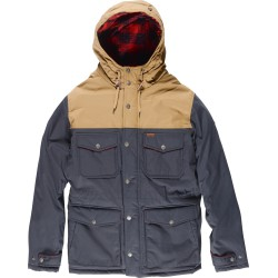 VESTE ELEMENT HEMLOCK 2TONES TOTAL ECLIPSE BEIGE