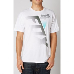 FOX DIGITIZE SS TEE WHITE