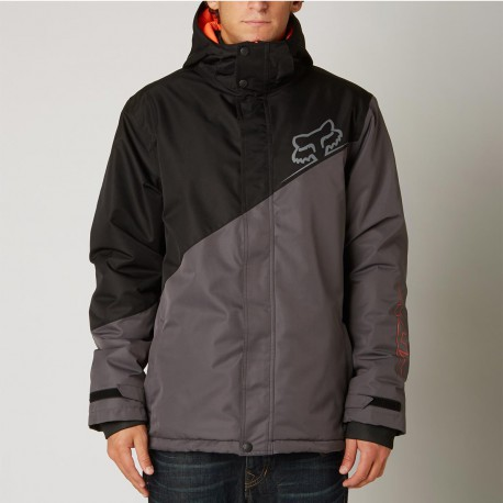 FOX BOOSTER JACKET BLACK