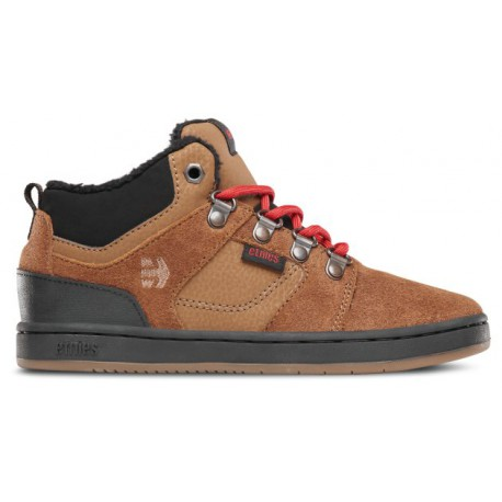 CHAUSSURE ETNIES HIGH RISE - TAN