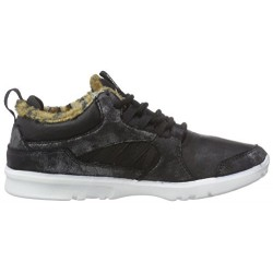 ETNIES SCOUT MT WOS BLACK GREY WHITE