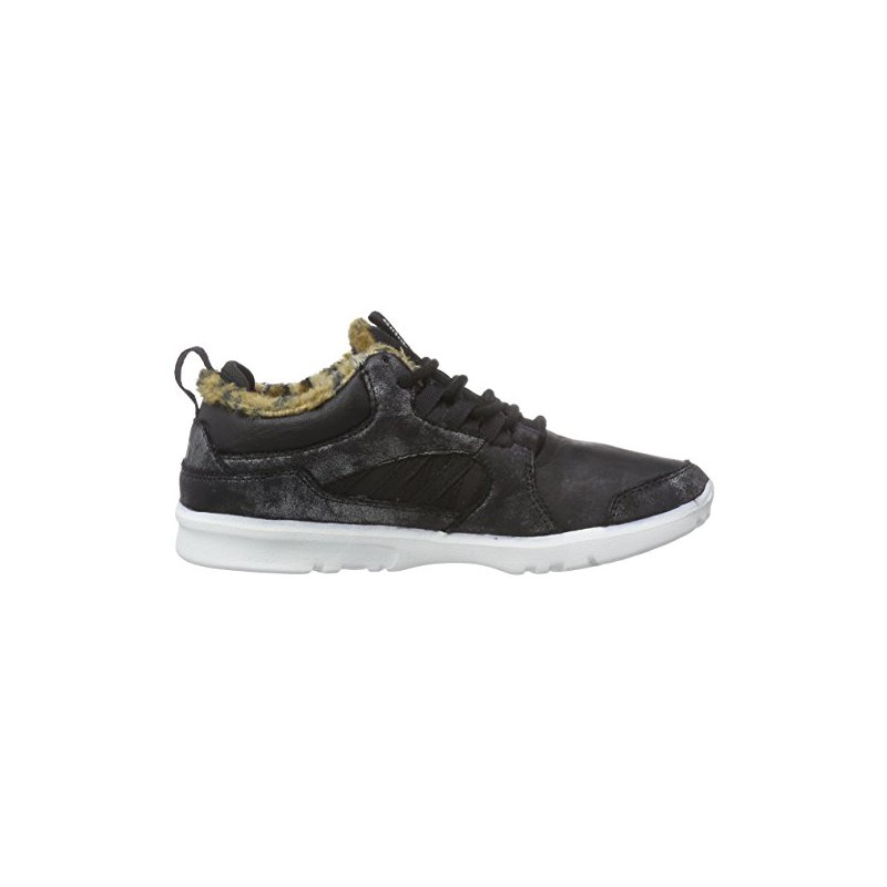 CHAUSSURES ETNIES SCOUT WOS BLACK FLORAL apXjoaB