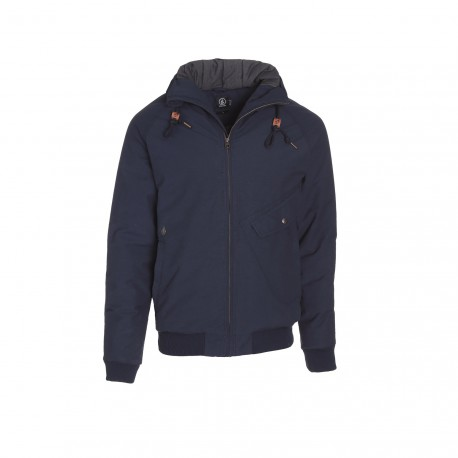 VOLCOM COASTER JACKET NAVY