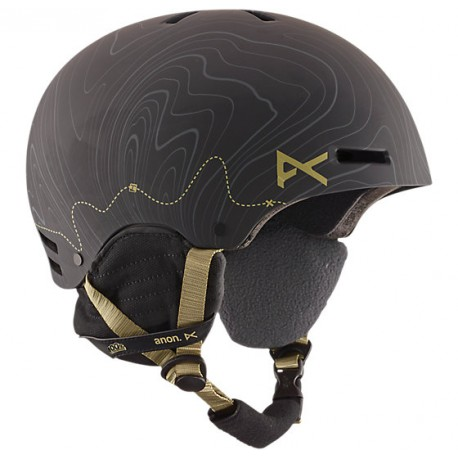 ANON RAIDER HIGHCASCADE TOPO CASQUE