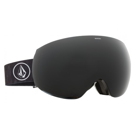 ELECTRIC EG 3 VOLCOM CO-LAB JET BLACK + BONUS LENS