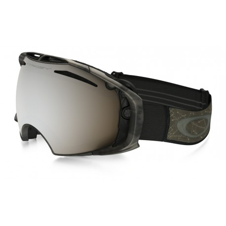 OAKLEY MASQUE AIRBRAKE CRAFTSMAN FALLOUT BLACK IRIDIUM & PRIZM ROSE