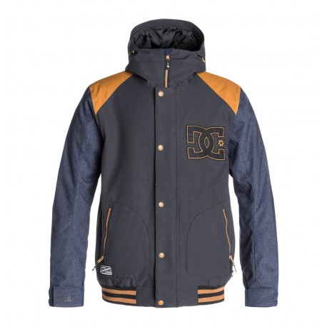 DC JACKET DCLA SE / ANTHRACITE
