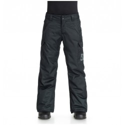 DC KIDS SNOW PANT BANSHEE / ANTHRACITE