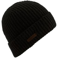 VOLCOM ICE WOOL BEANIE BLACK
