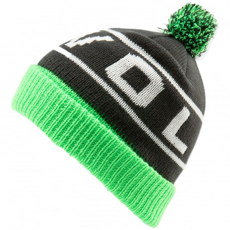 VOLCOM AUXIN BEANIE ELECTRIC GREEN