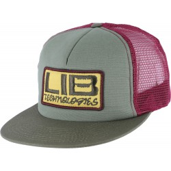 LIB TECH FULL SERVICE TRUCKER CAP