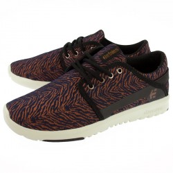ETNIES SCOUT WOS BLACK BROWN
