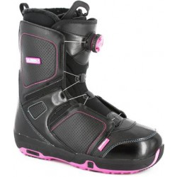 SALOMON BOOTS PEARL BOA BLACK 2015