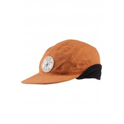 POLER X NIKE SB CASQUETTE WINTER - ORANGE