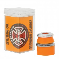 INDEPENDENT BUSHINGS CYLINDER (JEU DE 4 GOMMES) MEDIUM 90A - ORANGE