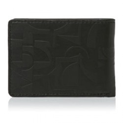 VOLCOM ART WALLET BLACK